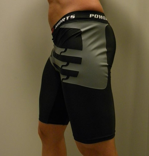 peax power shorts side view